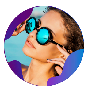 Quantum- - Maak optimaal gebruik van het gebruik van modebrillen volgens uw gezichtstype - De toon van je ogen, huid en haar kan je ook helpen beslissen welke modelenzen het beste bij je passen (SUBTITULO)