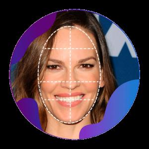 Quantum-Ovaal gevormd gezicht (SUBTITULO)