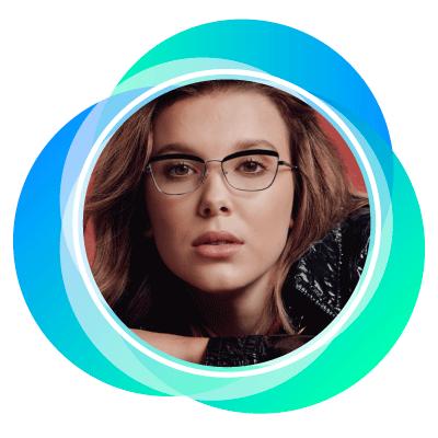 Quantum - Voordelen van trendy brillen met zwart montuur - brille