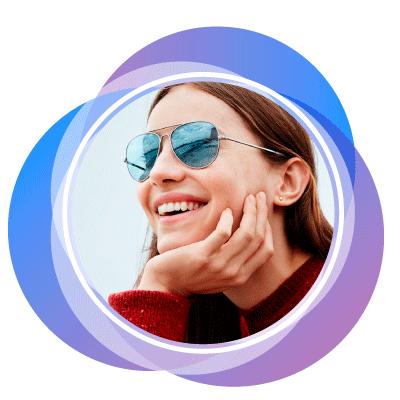 Quantum - Heb je gehoord van milieuvriendelijke zonnebrillen? - brille