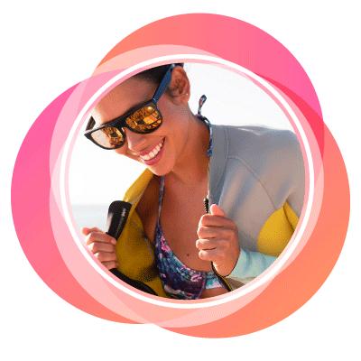 Quantum - ontwerpen van modebrillen - brile
